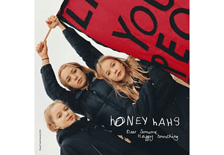 Honey Hahs - Dear Someone,Happy Something  - (CD)