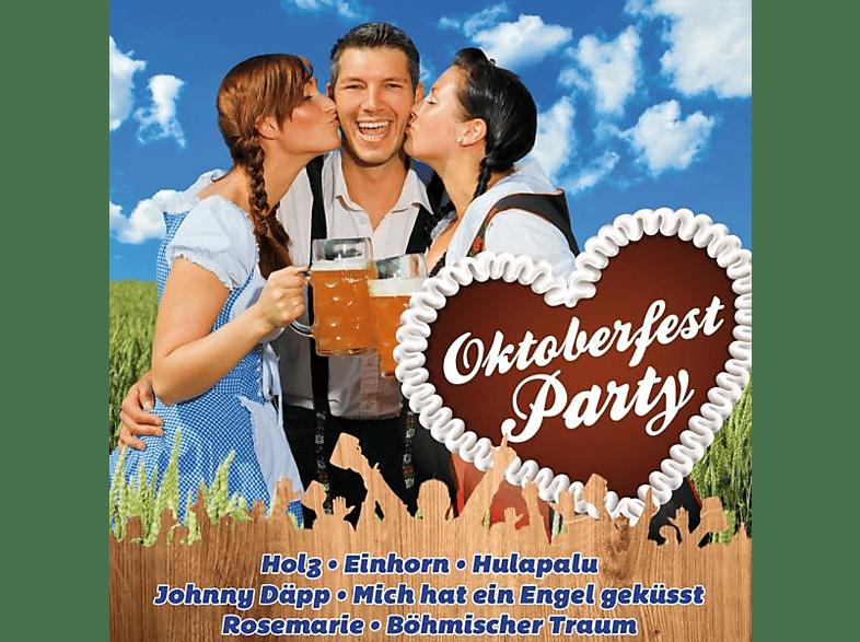 VARIOUS - Oktoberfest Party [CD]