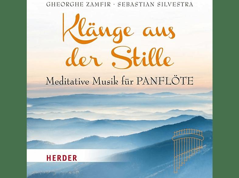 Zampfir,Gheorghe/Silvestra,Sebastian - Klänge aus der Stille-Panflöte [CD]