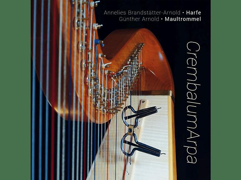 Crembalumarpa-duo Arnold - Harfe & Maultrommel [CD]