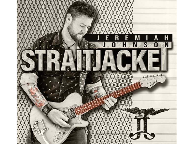 Johnson Jeremiah - Straitjacket [CD]