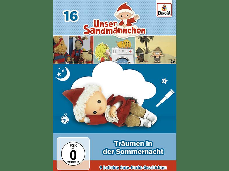 Unser Sandmännchen 016 - Träumen in der Sommernacht [DVD]