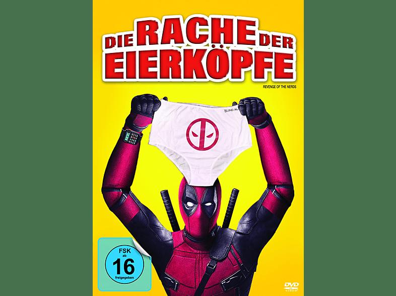 Rache der Eierköpfe (Exklusive Edition) [DVD]