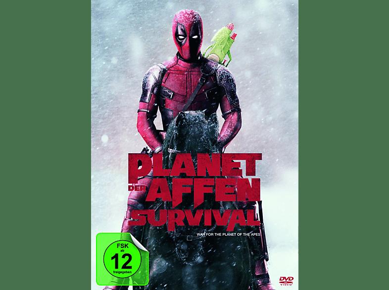 Planet der Affen - Survival (Exklusive Edition) [DVD]
