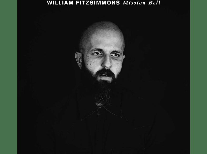 William Fitzsimmons - Mission Bell (Limited White Vinyl Gatefold LP) [Vinyl]