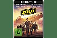 Solo: A Star Wars Story [4K Ultra HD Blu-ray + Blu-ray]