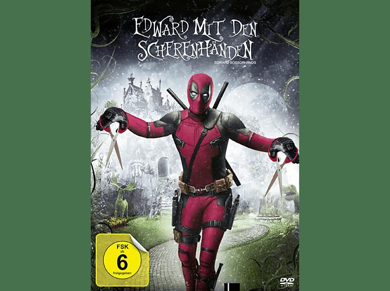Edward mit den Scherenhänden (Exklusive Edition) [DVD]