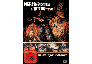 Piercing Extrem - Tattoo Total - (DVD)