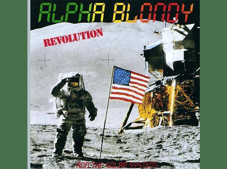 The Solar System, Alpha Blondy - Revolution (180g) [Vinyl]