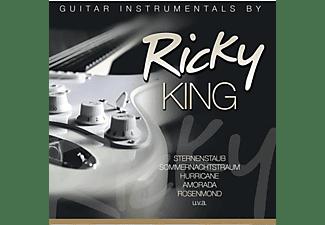 Ricky King - GUITAR INSTRUMENTALS  - (CD)