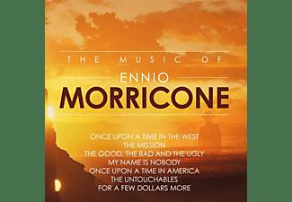 VARIOUS - The Music Of Ennio Morricone  - (CD)