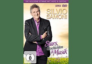 Silvio Samoni - Stars,Geschichten & Musik  - (DVD)