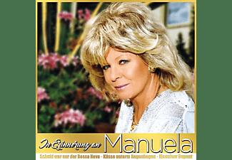 Manuela - In Erinnerung-Schuld war nur  - (CD)
