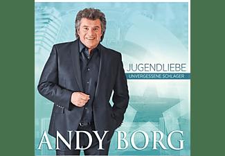 Andy Borg - Jugendliebe-Unvergessene Sch  - (CD)
