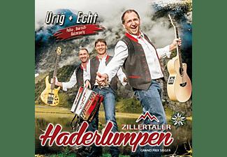 Zillertaler Haderlumpen - Urig Und Echt - URIG + ECHT  - (CD)