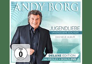 Andy Borg - JUGENDLIEBE - UNVERGESSENE SCHLAGER  - (CD + DVD Video)