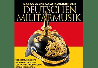 VARIOUS - Das goldene Gala-Konzert der d  - (CD)