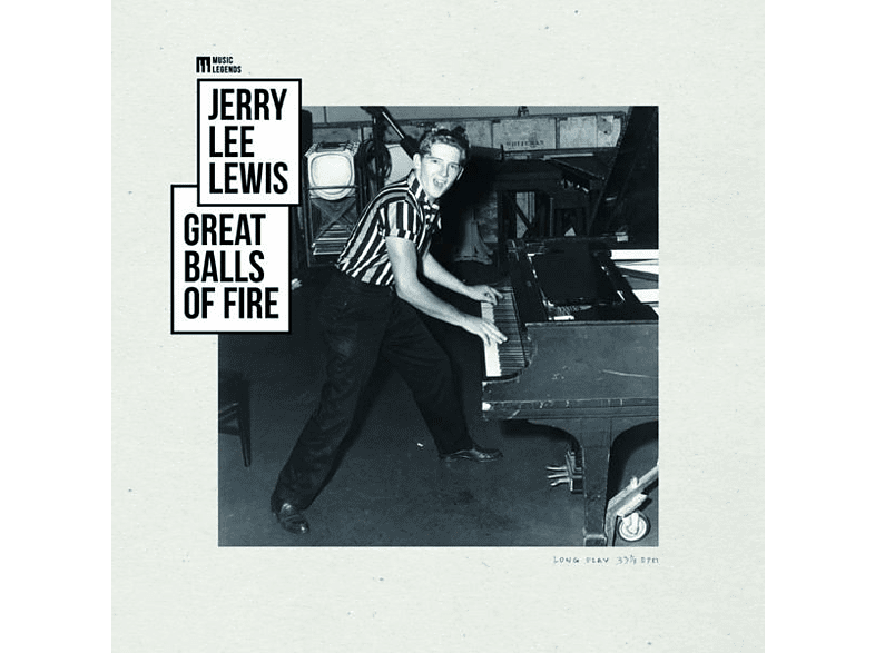 Jerry Lee Lewis - Great Balls Of Fire [Vinyl]