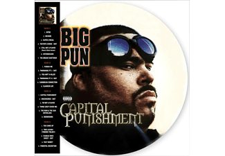 Big Punisher - Capital Punishment (20th Anniversary Picture Disc) - (Vinyl)