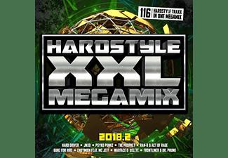 VARIOUS - Hardstyle XXL Megamix Vol.3  - (CD)