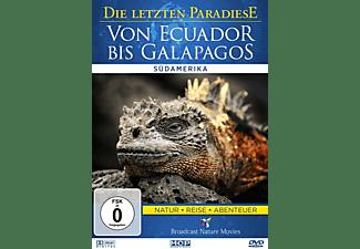 Die letzten Paradiese - Von Ecuador bis Galapagos DVD