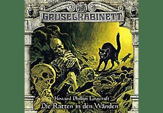 Gruselkabinett-folge 138 - Die Ratten in den Wänden  - (CD)