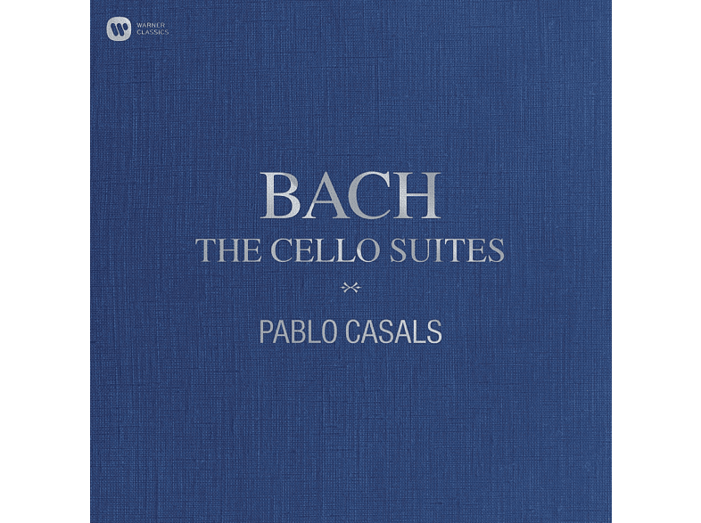 Casals Pablo - Cellosuiten Bwv 1007-1012 (Vinyl LP) [Vinyl]