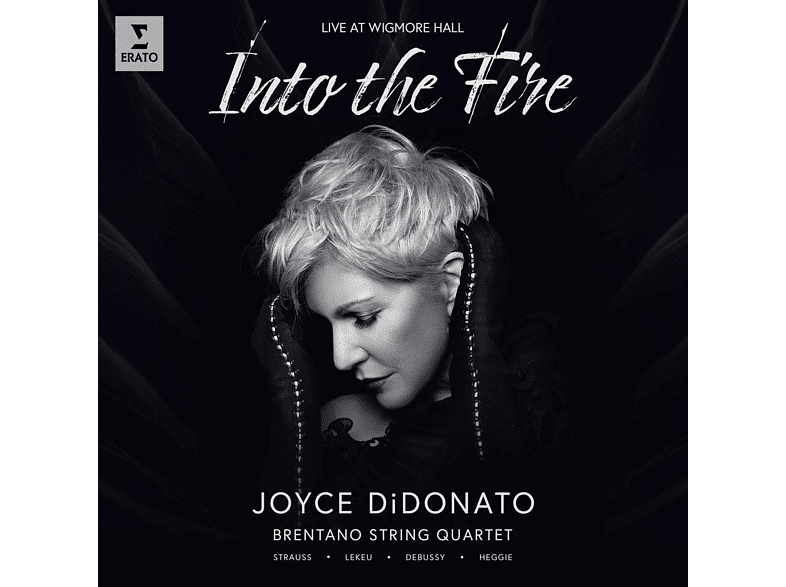 The Brentano String Quartet, Joyce Didonato - Into The Fire (Live) [CD]