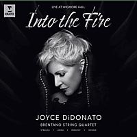The Brentano String Quartet, Joyce Didonato - Into The Fire (Live) - [CD]
