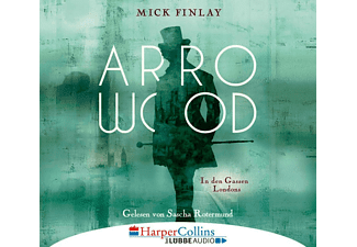 Mick Finlay - Arrowood-In den Gassen von London  - (CD)