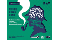 Arthur Conan Doyle - Sherlock Holmes 5 – Die Abschiedsvorstellung - (CD)