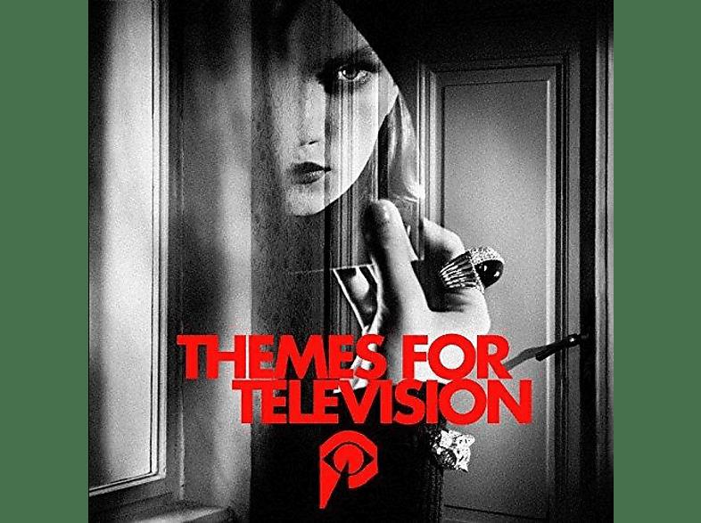 Johnny Jewel - Themes For Television (Cherry Pie Vinyl 2LP) [Vinyl]
