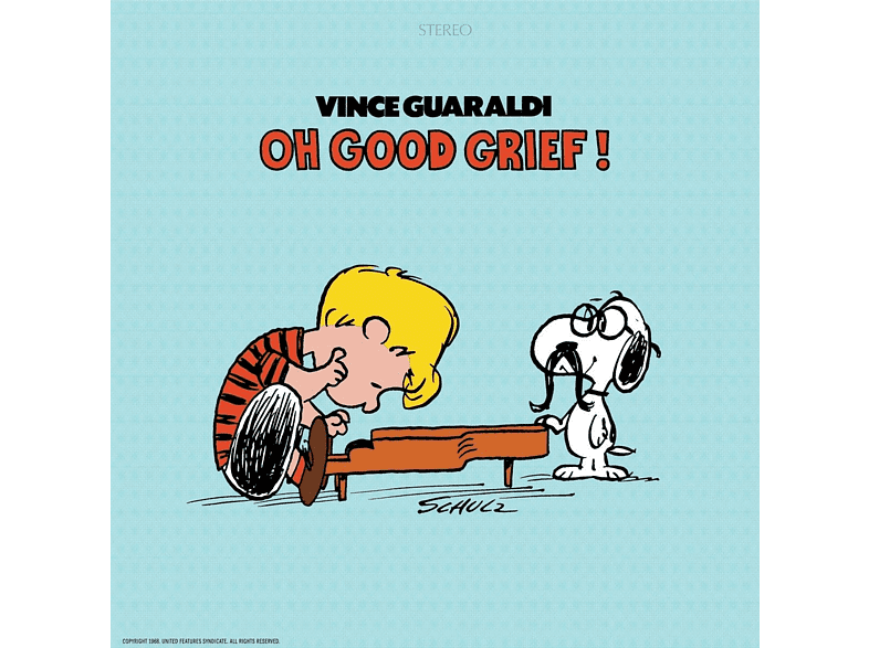 Vince Guaraldi - Oh,Good Grief! [Vinyl]