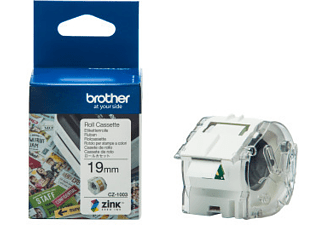 BROTHER CZ-1003 COLOUR PAPER TAPE 19MM/5M -
