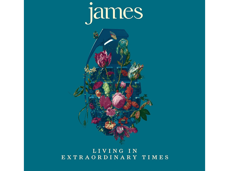 James - Living in Extraordinary Times [CD]
