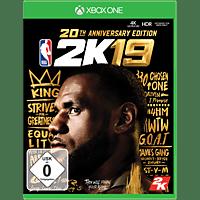NBA 2K19 (20th Anniversary Edition) - [Xbox One]