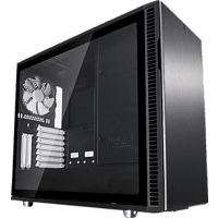 FRACTAL DESIGN Define R6 Black TG PC-Gehäuse