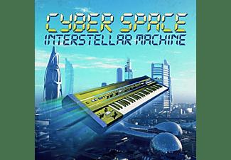 Cyber & Space - Interstellar Machine  - (CD)