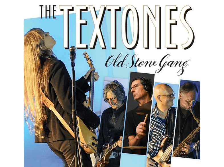 Textones - Old Stone Gang [CD]