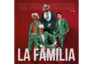 The Cuban Brothers - La Familia - (CD)