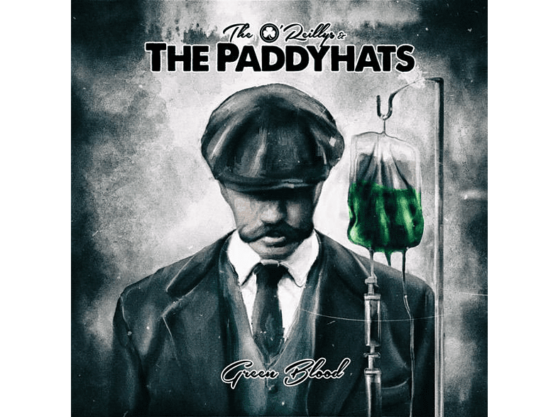 The O'Reillys And The Paddyhats - Green Blood  (Ltd.Fan Box/Digipak+Vinyl Coaster) [CD + Merchandising]