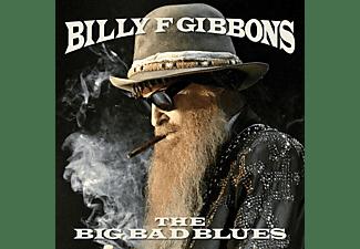 Billy F Gibbons THE BIG BAD BLUES | Vinyl