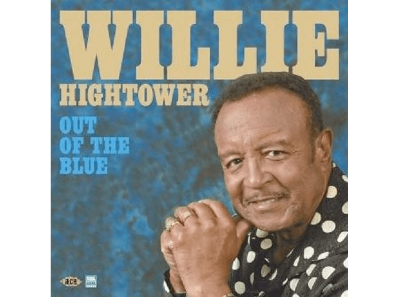 Willie Hightower - Out Of The Blue [CD]