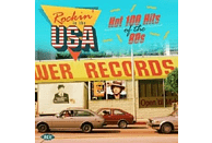 VARIOUS - Rockin' In The USA-Hot 100 Hits Of The 80s [CD]