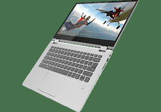LENOVO YOGA 530-14IKB, Convertible mit 14 Zoll Display, Core™ i5 Prozessor, 8 GB RAM, 256 GB SSD, UHD Grafik 620, Mineral Grey