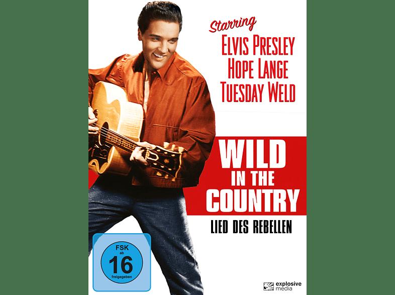 Wild in the Country, Lied des Rebellen [DVD]