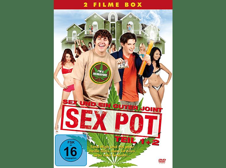 Sex Pot 1 & 2 [DVD]