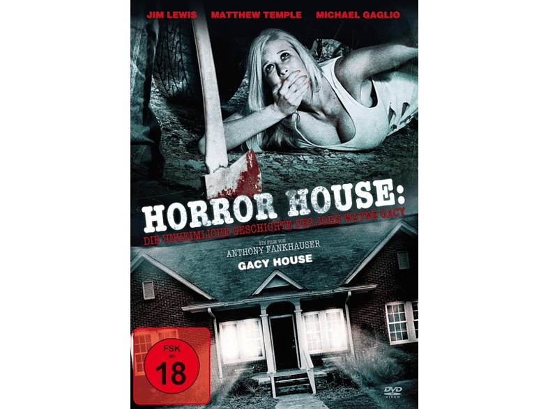 Horror House: Die unheimliche Geschichte des John Wayne Gacy [DVD]