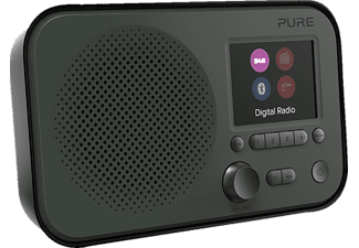 PURE Elan BT3, Digitalradio