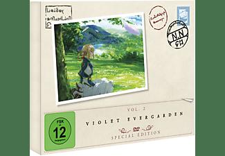 Violet Evergarden - Staffel 1/Vol. 2 DVD